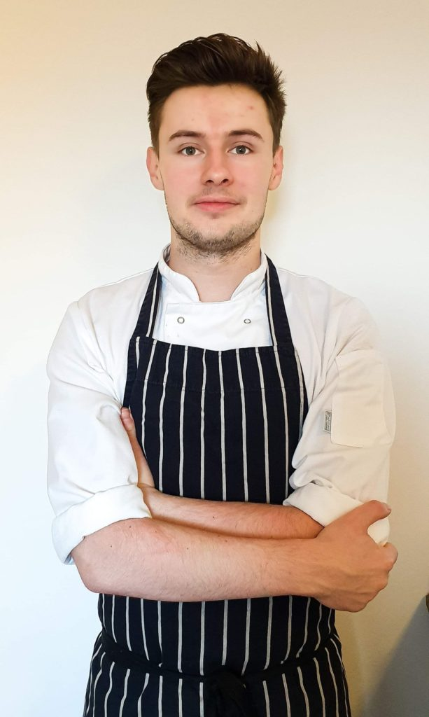 Eriska chef is in the mix for 'ultimate' scholarship