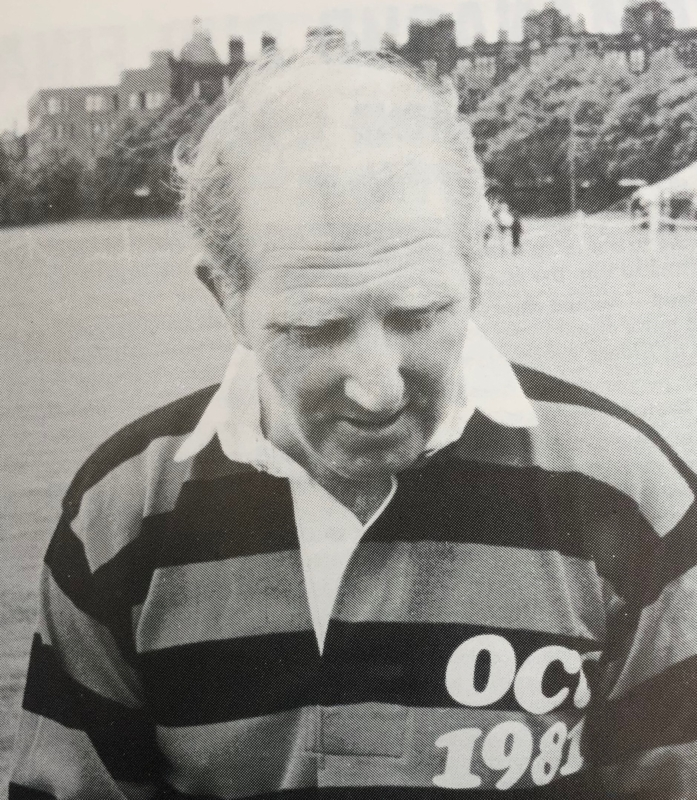 Shinty mourns the passing of a legend