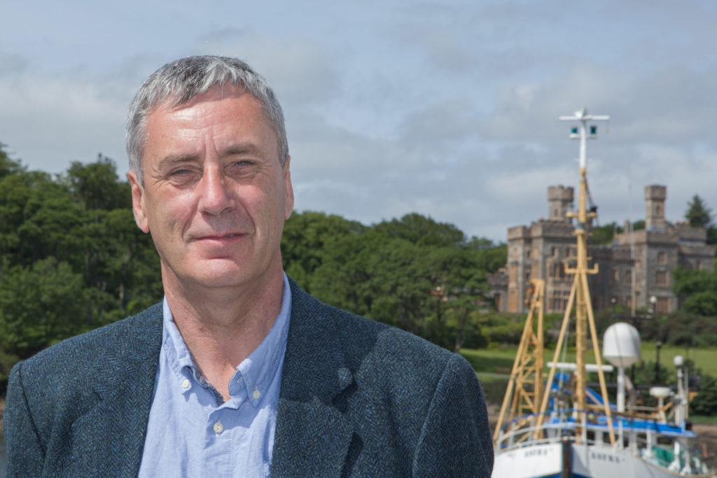 Lewis author unveils new novel