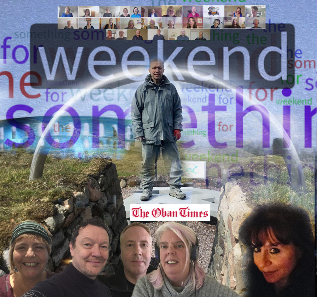 Something for the Weekend 12th February 2021
