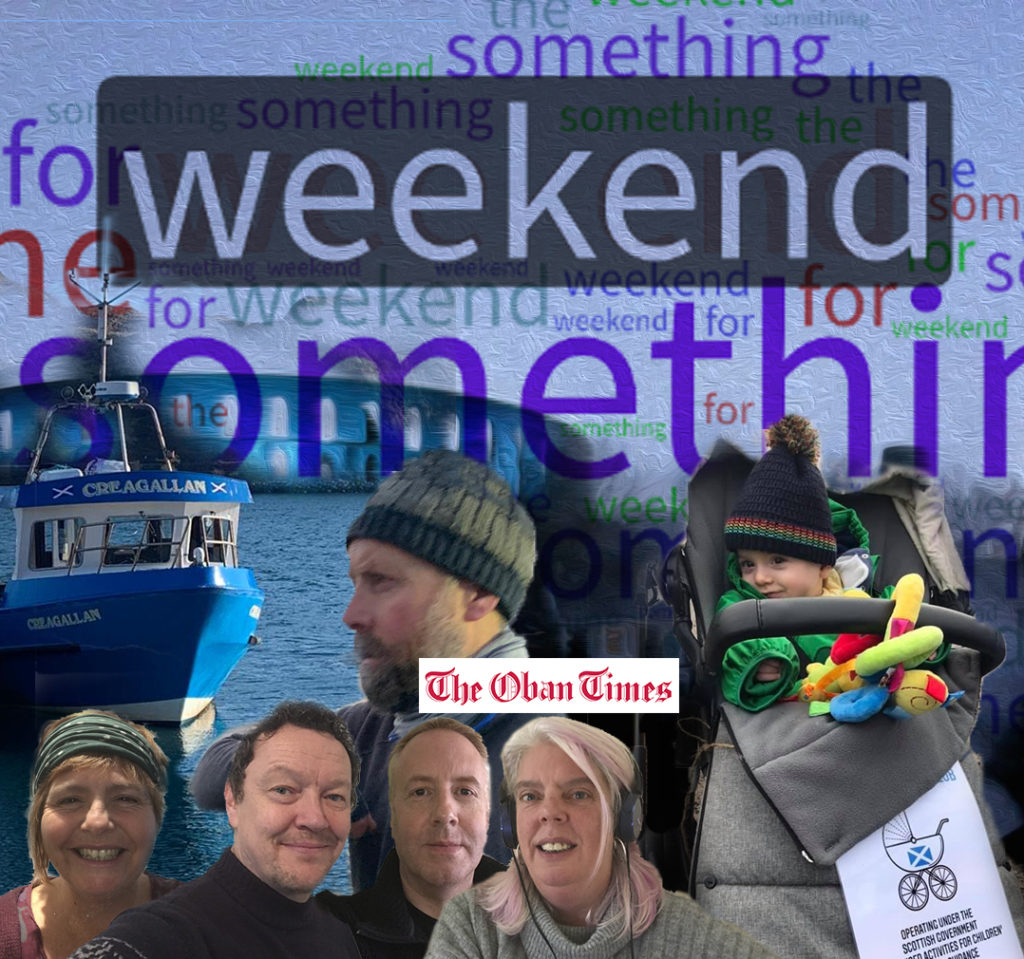 A Something For the Weekend Podcast 19th February 2021