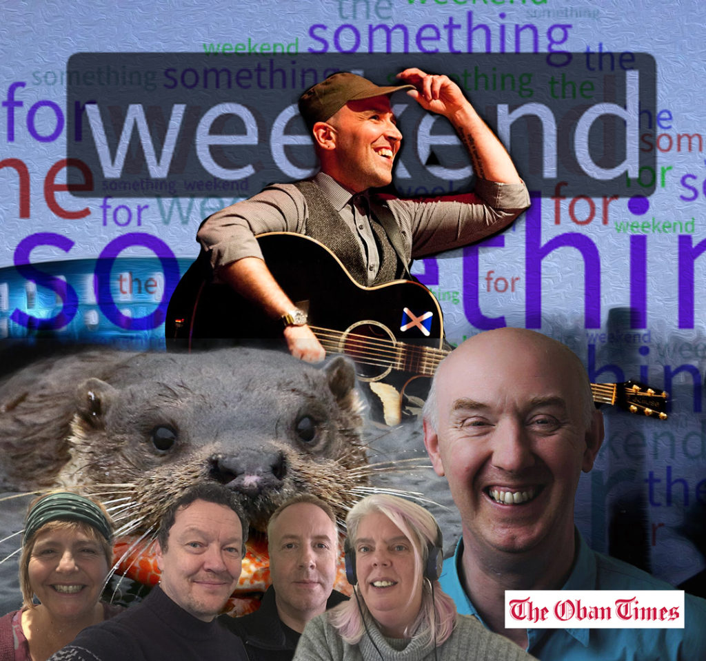 A Something For the Weekend Podcast 26th February 2021