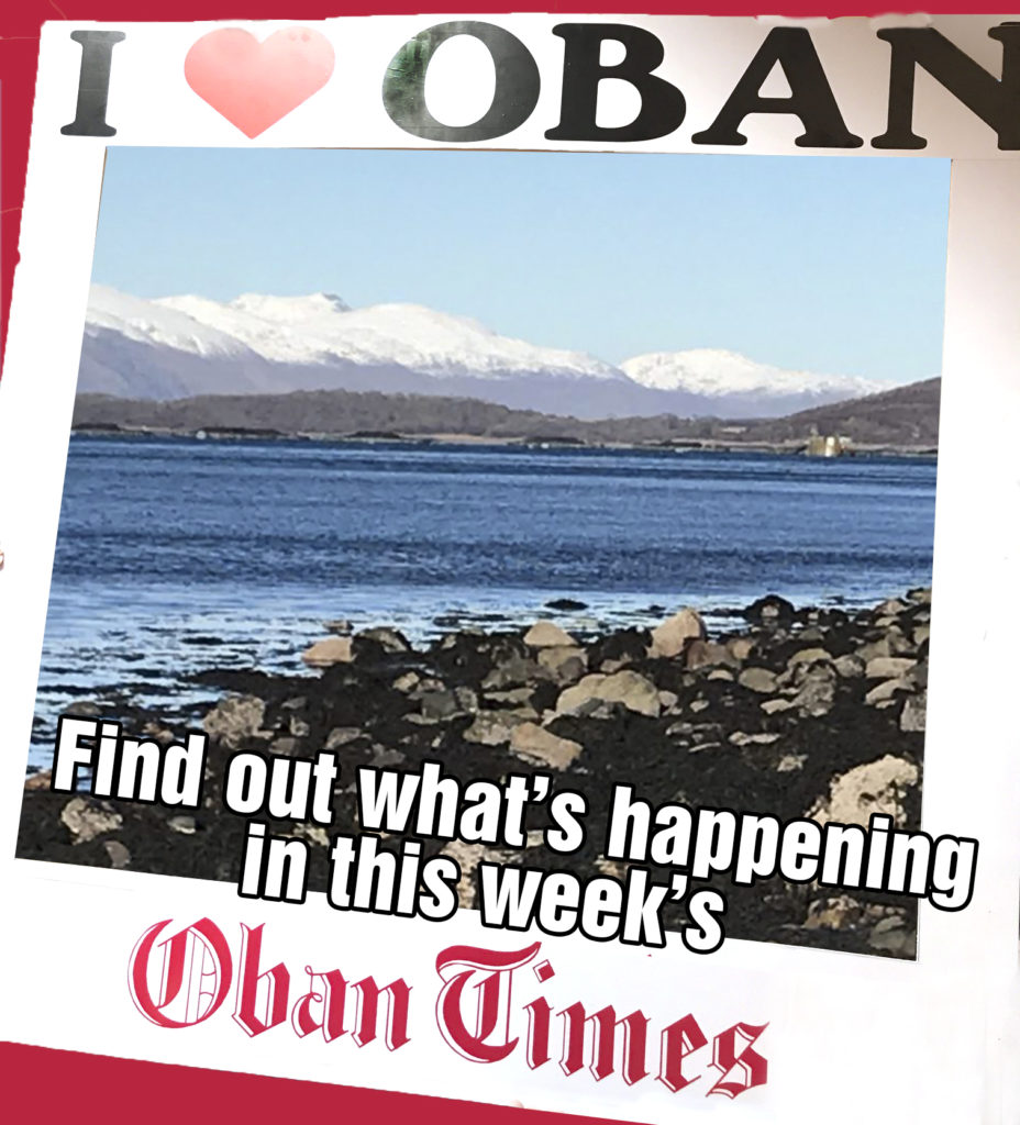 What's in This Week's Oban Times 17th February 2021