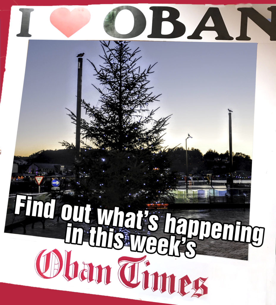 What's in This Week's Oban Times 10th February 2021