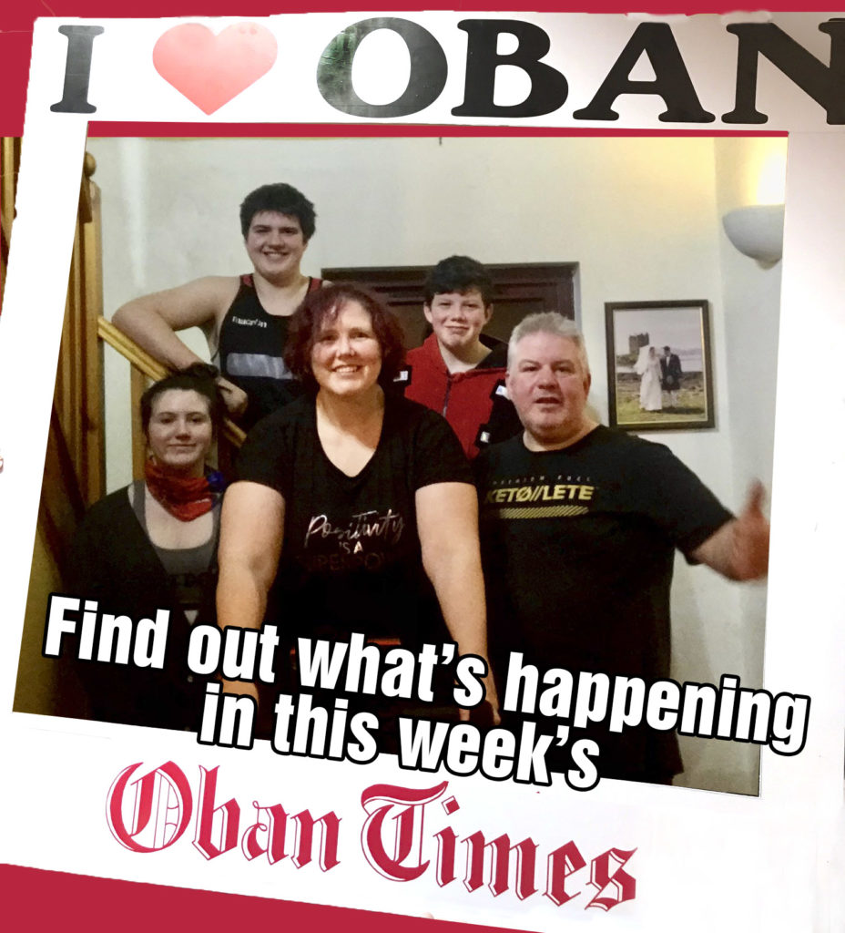 What's in This Week's Oban Times 24th February 2021