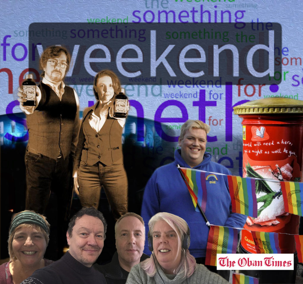 A Something For the Weekend Podcast 5th March 2021