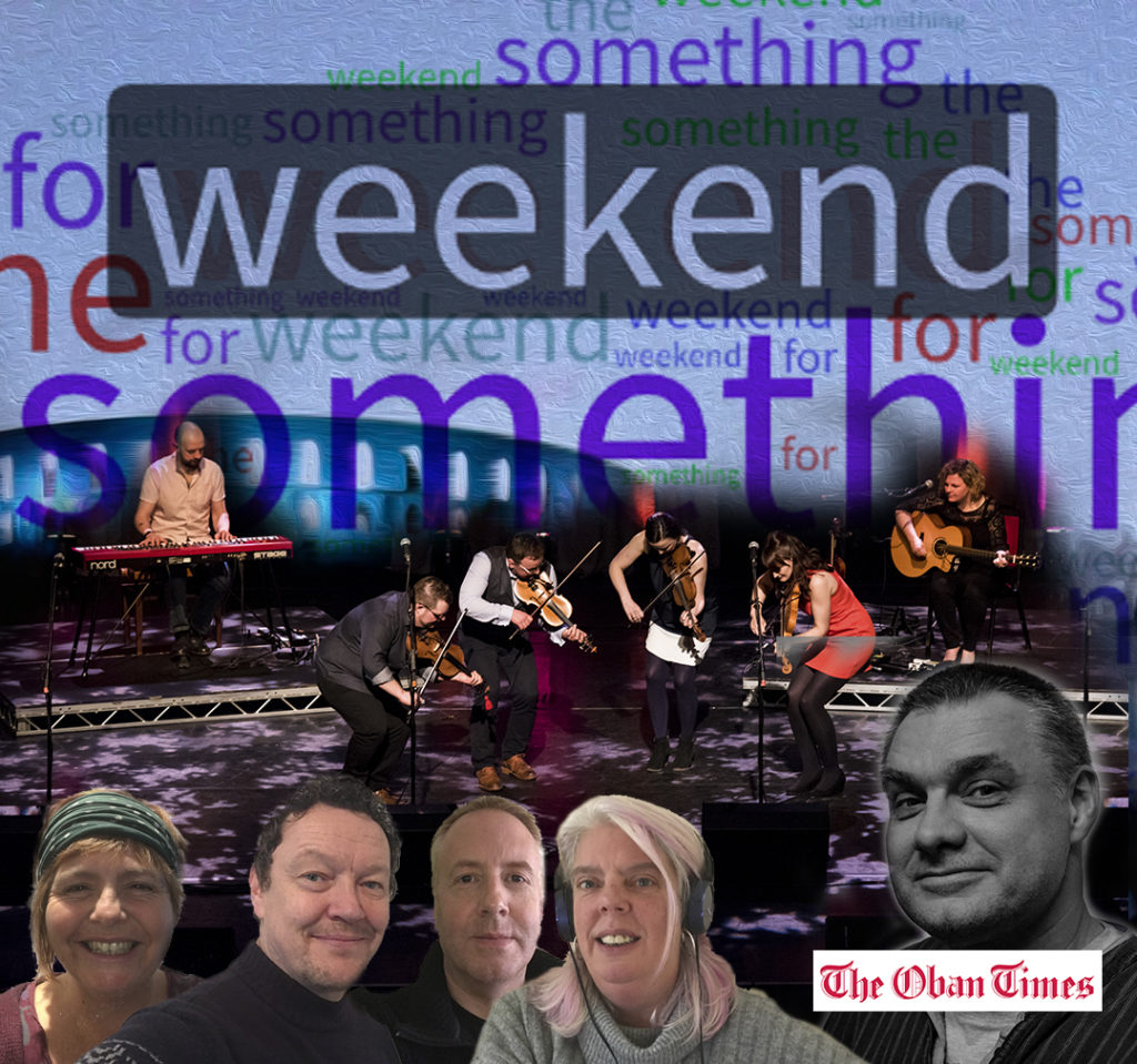 A Something For the Weekend Podcast 12th March 2021