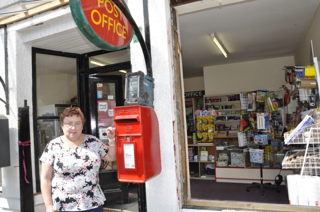 Royal Mail deliveries are a 'shambles'