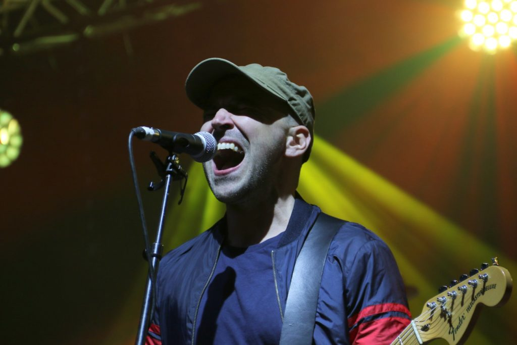 Lewis singer embraces a life left behind