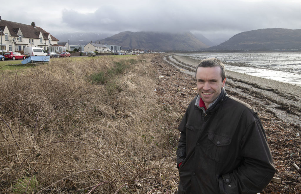 Contract for Caol and Lochyside Flood Protection Scheme awarded