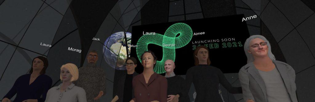 NO F10 TLL team pic in VR