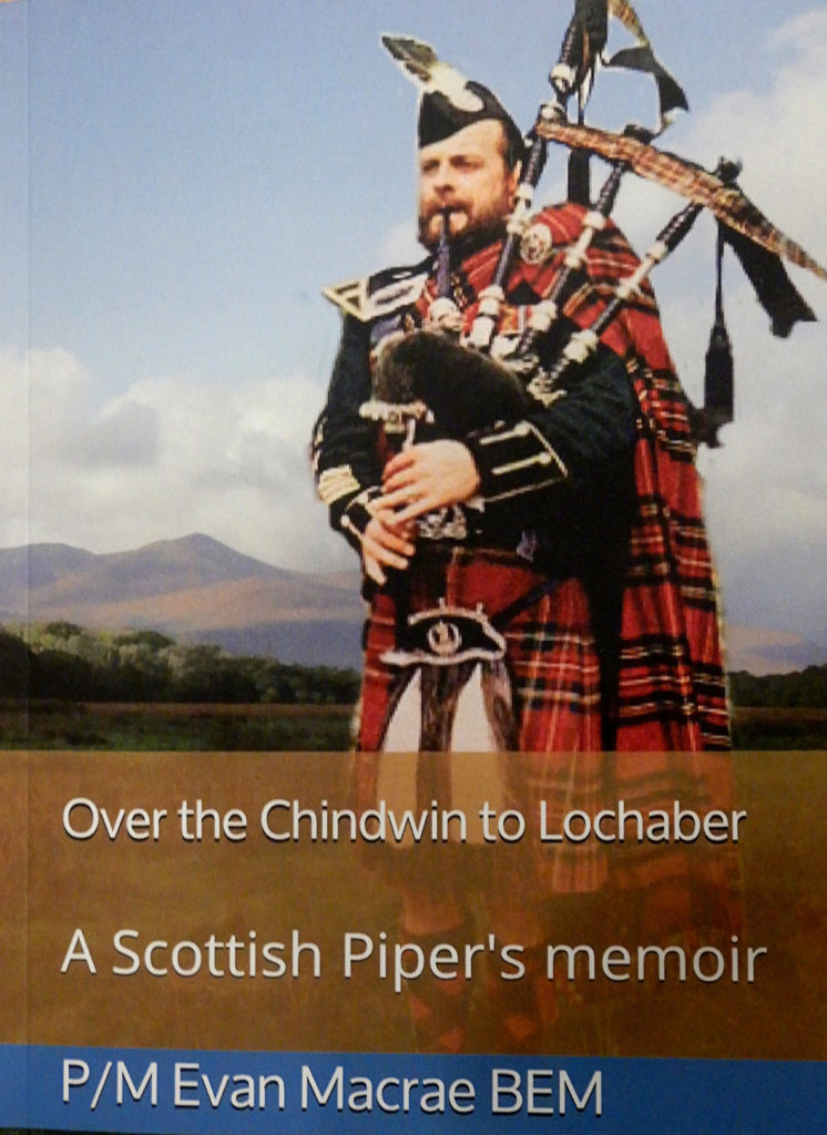 Legendary Fort piping teacher has his tale told in son's new memoir