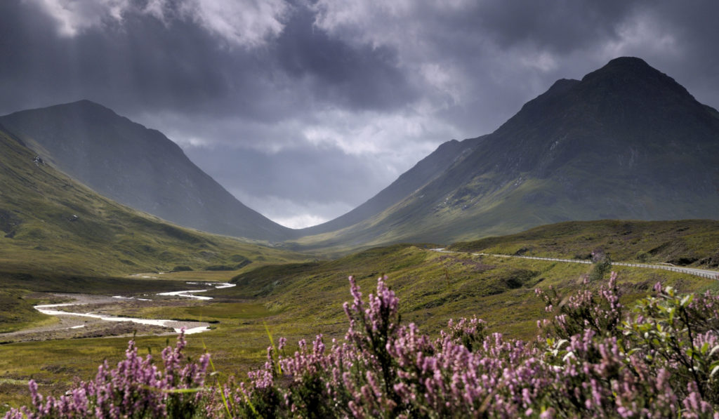 The new visitor experience will bring to life the stories of Glencoe, pictured. NO-F26-Glencoe-01.jpg