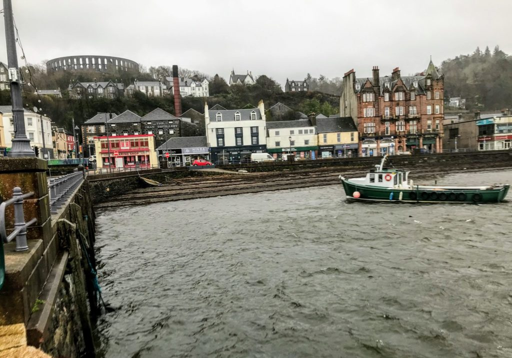 Consultants to be appointed for Oban planning framework