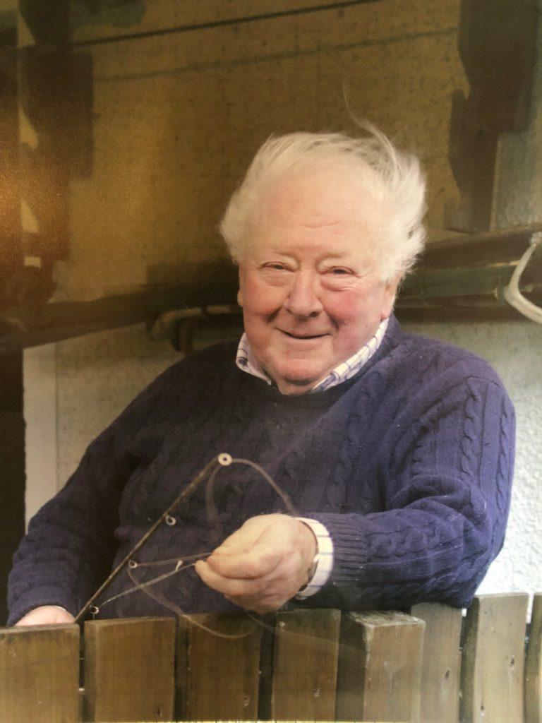 Obituary: Ruaraidh Hilleary, February 8, 1926 to Feb 16, 2021