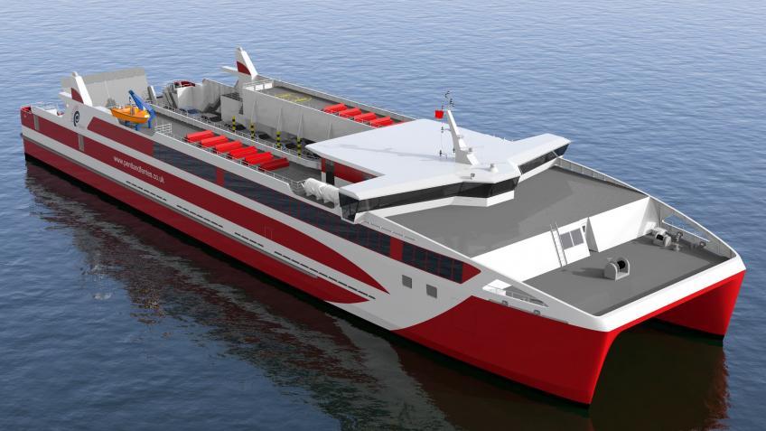 Mull catamaran report 'under review'