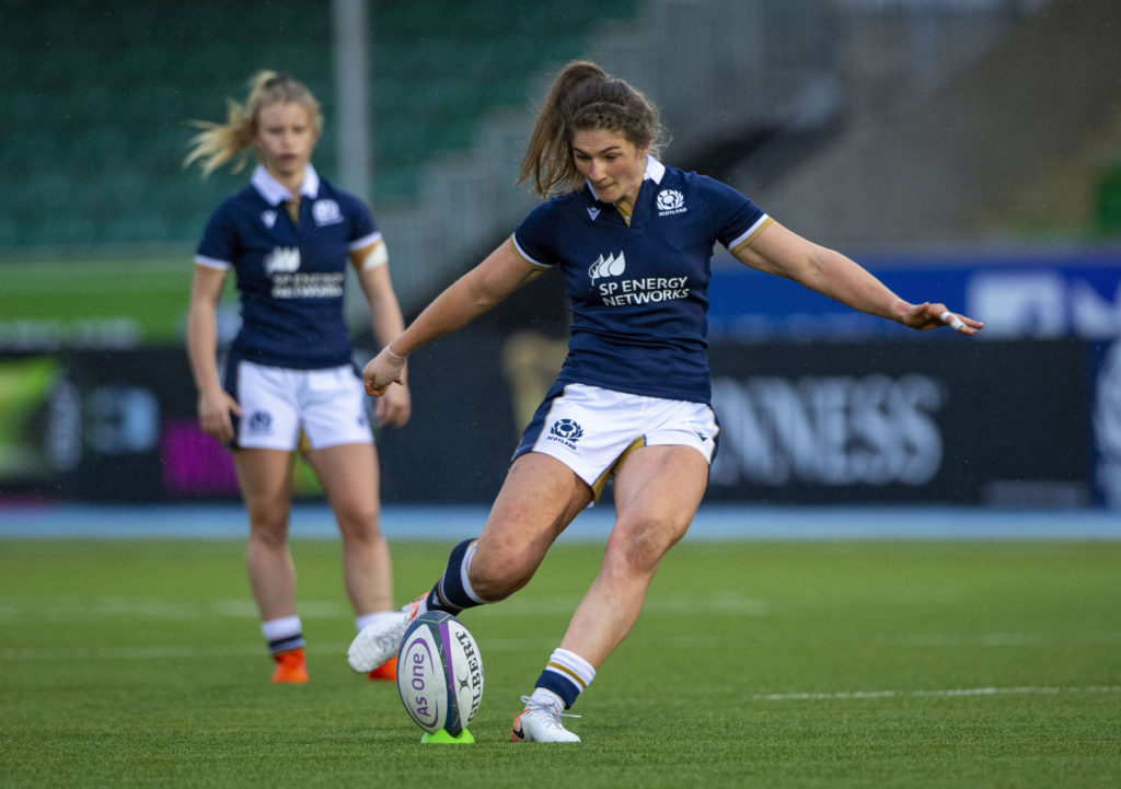 Olympic call up has Helen in sevens heaven