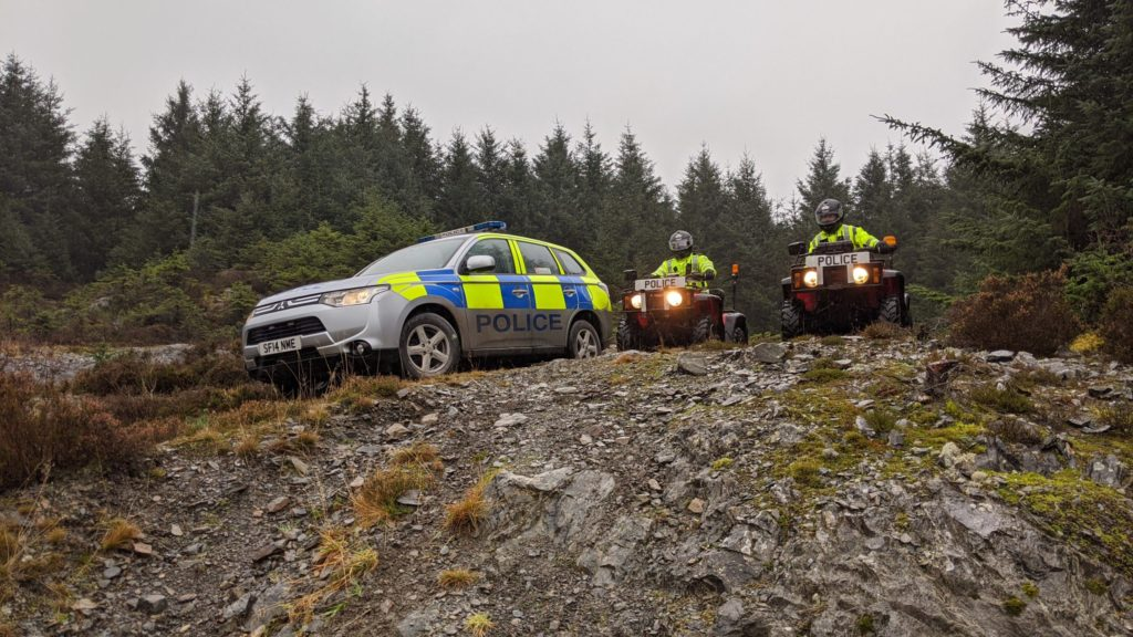 Call for vigilance to tackle rural crime
