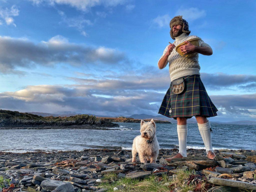 A tasty book deal for The Hebridean Baker