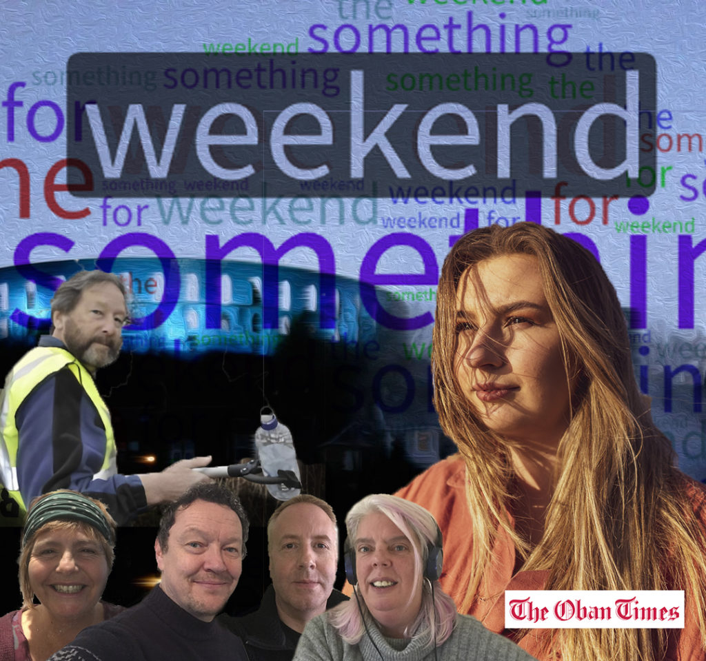 A Something For the Weekend Podcast 19th March 2021
