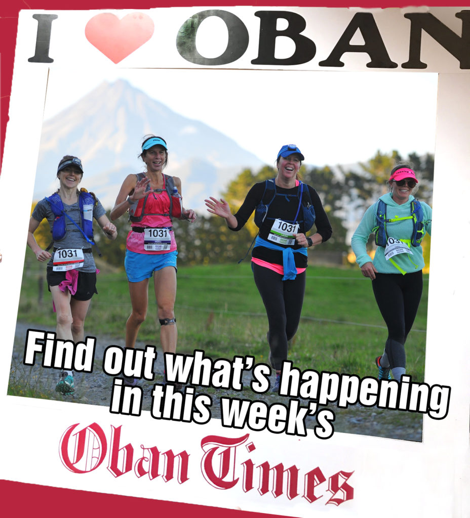 What's in This Week's Oban Times 31st March 2021