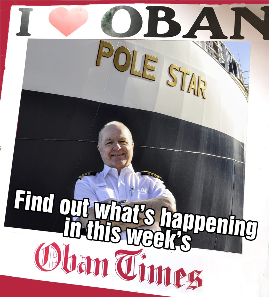 What's in This Week's Oban Times 10th March 2021