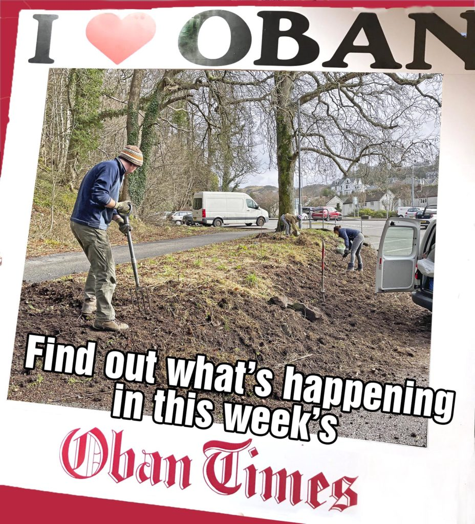 What's in This Week's Oban Times 17th March 2021
