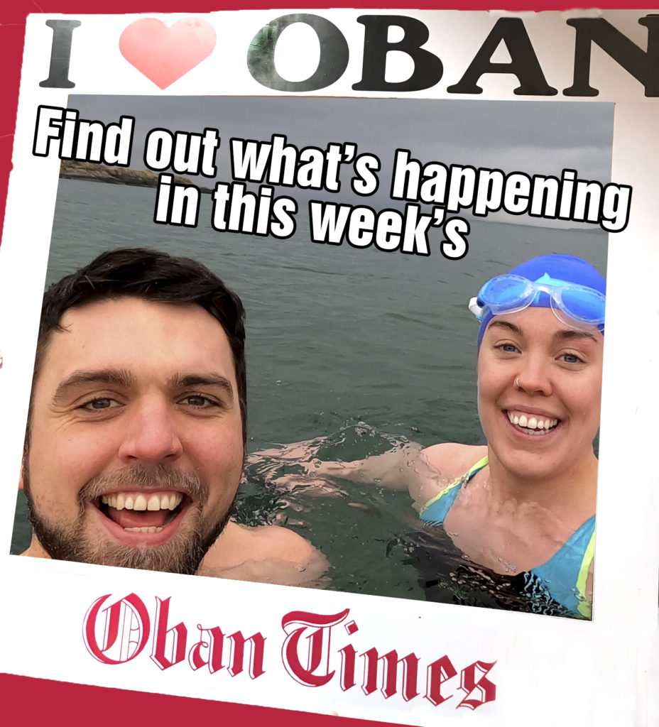 What's in This Week's Oban Times 24th March 2021