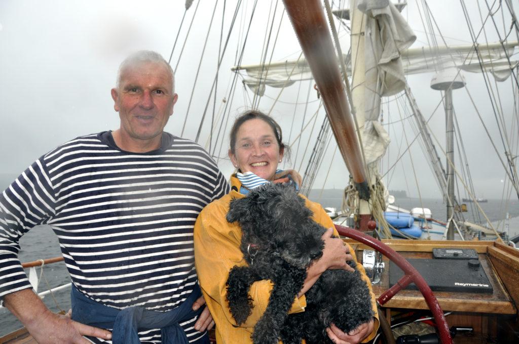 Skipper floats heritage harbour plan