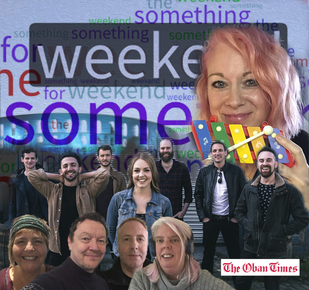 A Something For the Weekend Podcast 2nd April 2021