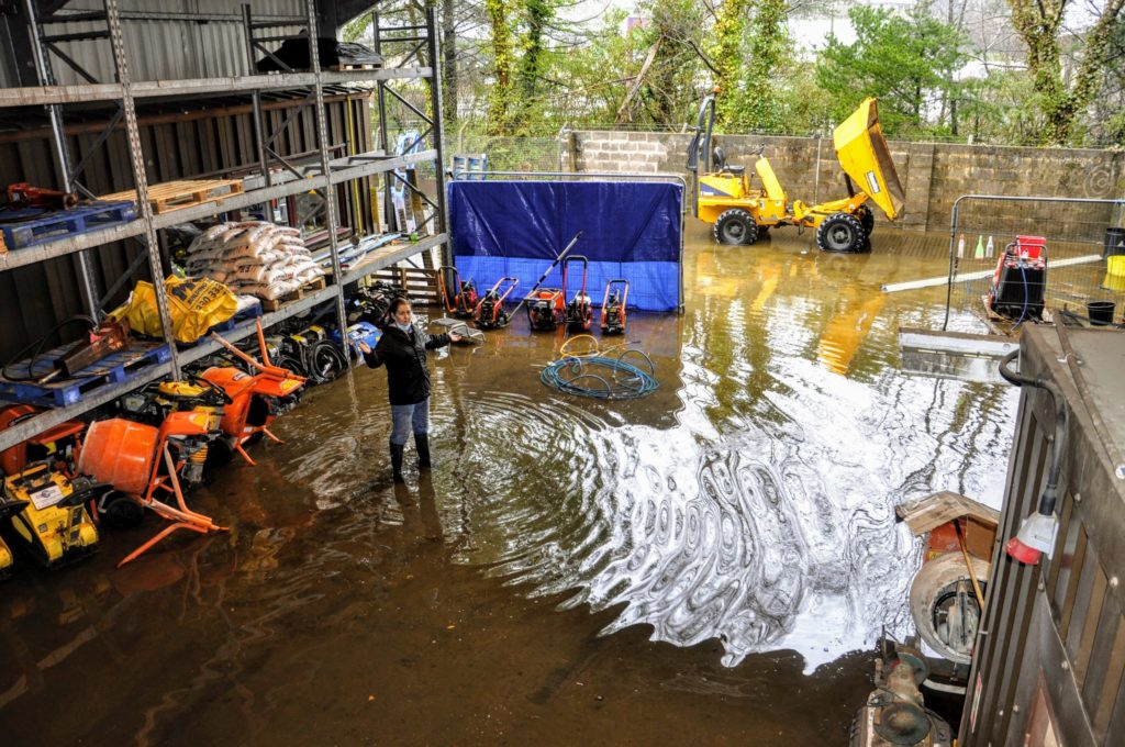 Funding call for final flood fix