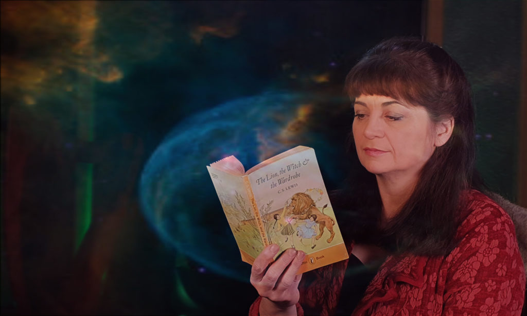 Ardgour's Mary Ann Kennedy explores Narnia author's Celtic background for new radio broadcast