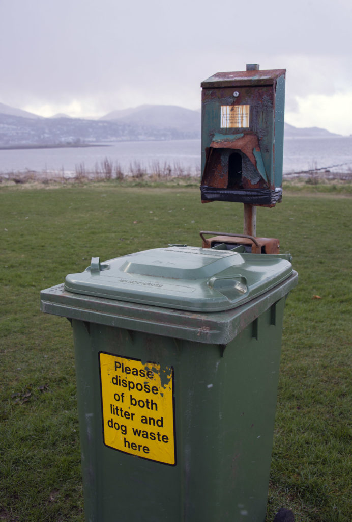 Councillor takes Caol dog owners to task over poo