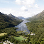 Like many other areas in Highland, Kinlochleven, pictured, is a popular destination for visitors. Photograph: Gary Bray. NO F15 KL 01