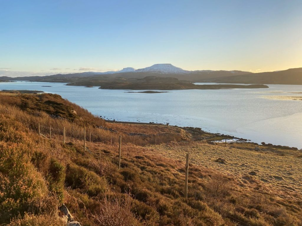 Planting starts on Skye's largest ever woodland creation scheme