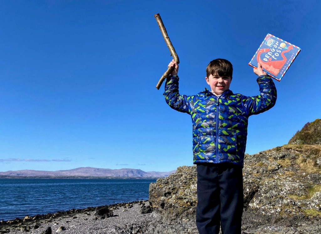 Hotel comp the write stuff for young West Highland authors