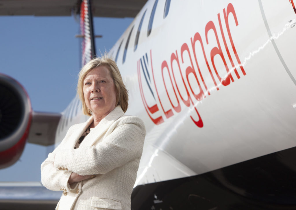 Scottish islands take-off for Loganair