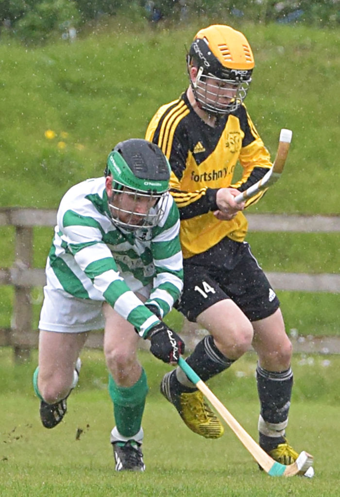 2021 shinty league structure announced
