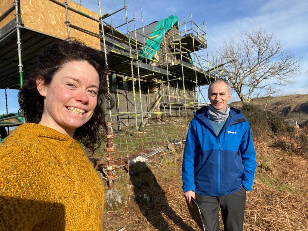 Work begins on community hub