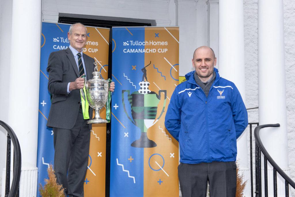 Tulloch Homes Camanachd Cup draw