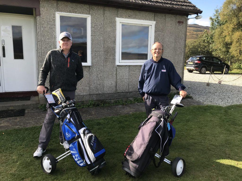 Craignure golf returns