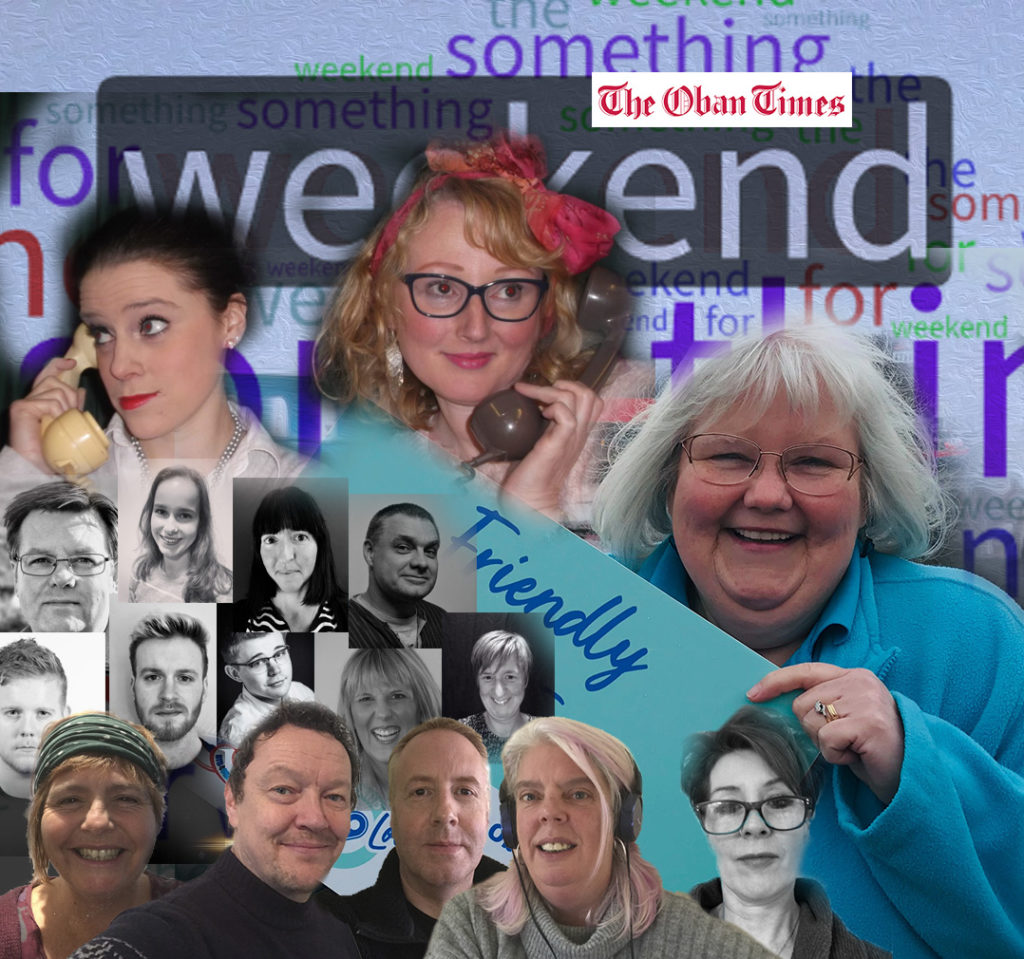 Something For the Weekend Podcast 30th April 2021