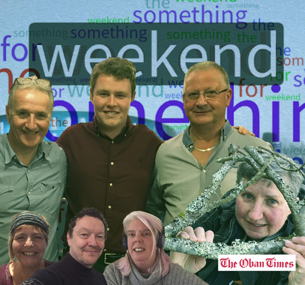 A Something For the Weekend Podcast 16th April 2021