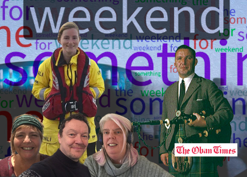 A Something For the Weekend Podcast 9th April 2021