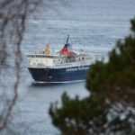 Islanders are being asked to vote on a new winter timetable proposal by April 12. STOCK_ferry_ISLEOFMULL_FEB2019_calmac3_STEEVIE
