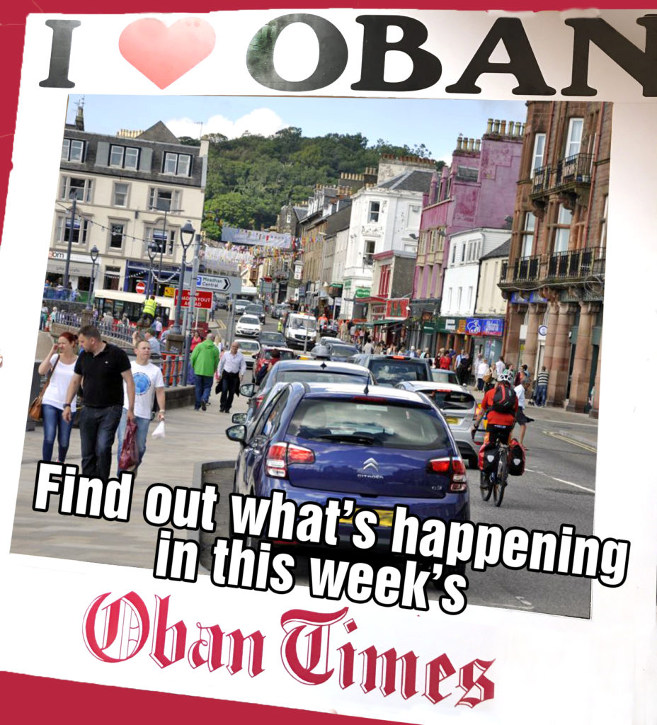 What's in This Week's Oban Times 21st April 2021