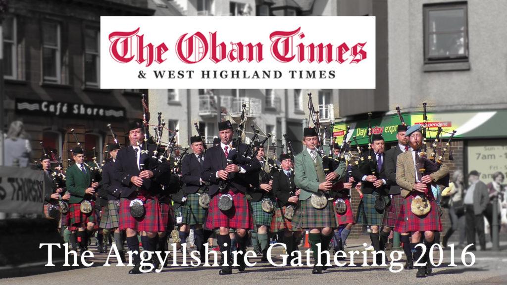 Argyllshire Gathering