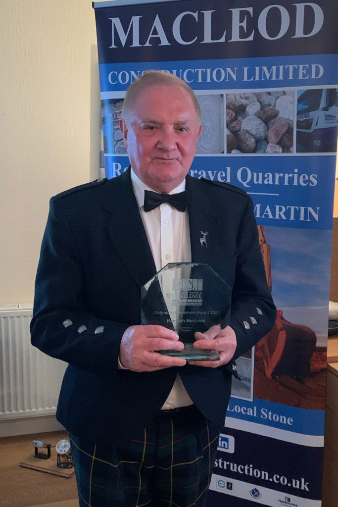 Double honours for MacLeod Construction