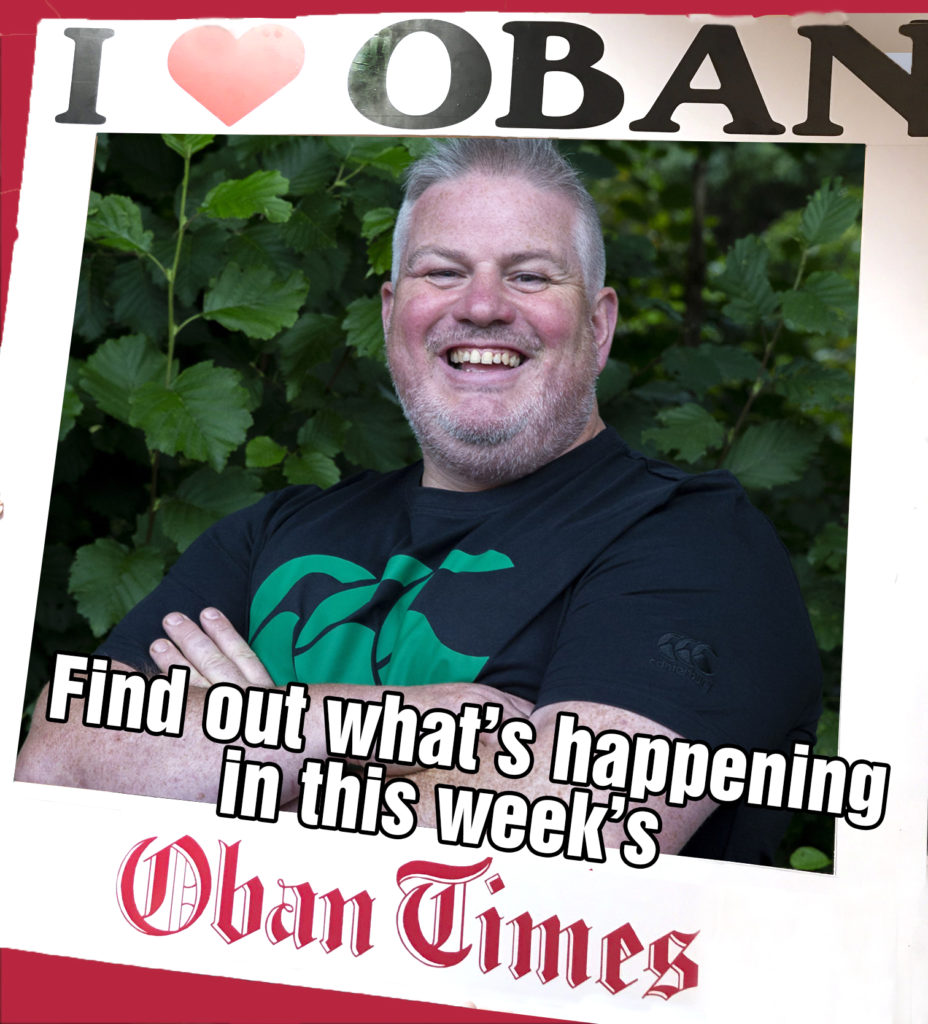 What's in This Week's Oban Times 28th April 2021