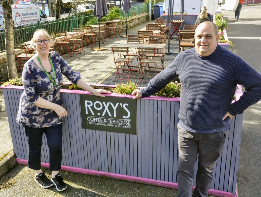 Business fund puts sparkle into Oban